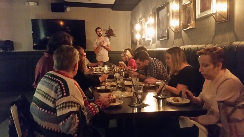 Downtown Phoenix Evening Dine Around By Taste It Tours